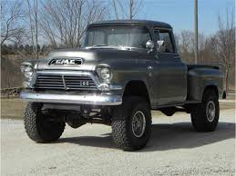 1957 GMC 4x4 Truck For Sale | ClassicCars.com | CC-1075996 1957 Gmc 4x4 Truck For Sale Classiccarscom Cc1075996 Used Lifted 2000 Sierra 1500 For 34456 2008 Sale In Edmton 1966 Truck 4x4 Cc940301 Introducing The All Terrain X Life 2004 2500hd Crewcab Slt Duramax 6in Suspension Lift Kit 9906 Chevy 4wd Pickup 2002 Pewter 4dr 2016 Sle In Pauls Valley Ok 2015 Sierra Z71 Crew Cab Lifted For Sale Youtube Pin By Javier Espinoza On Trucks Pinterest