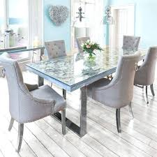 Dining Room Sets Glass Top Ideas Wooden Kitchen Table And Chairs Modern Set
