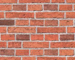 tapete backsteinmauer rotorange 7798 16