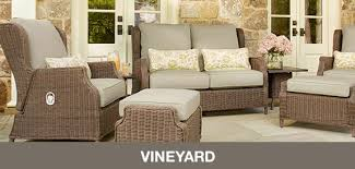 Home Depot Patio Furniture Wicker by Brown Jordan Vineyard Patio Collection Exclusively At Home Depot