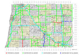 100 Truck Route Map MAPS ALLEGAN COUNTY ROAD COMMISSION