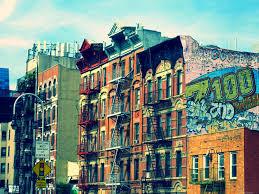 100 Sky House Nyc Wallpaper Window City Street Cityscape Building Sky House