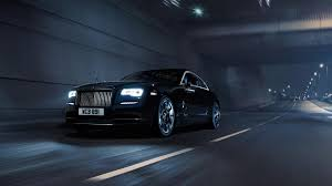 Rolls Royce Wraith most fortable cars