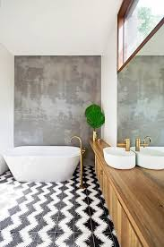 Bathroom Tile Colors 2017 by Top 6 Bathroom Tile Trends For 2017 The Luxpad