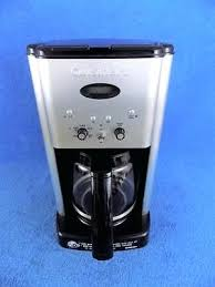 Cuisinart Dcc 1200 Brew Central 12 Cup Programmable Coffeemaker Cups Wonderful