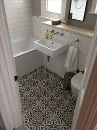 image result for patterned tile floor bathroom dublin interiors