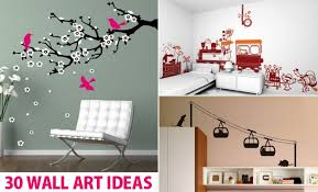 Beautiful Wall Decorating Ideas With Good Diy Decor Best