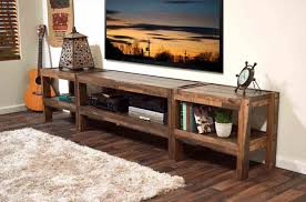 Custom Pallet Corner Entertainment Center Wood By Tim Sway Perspectives Interior Stacked Stones Fireplace With Tv