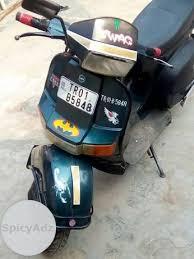 Sail My Lml Vespa Select 2 All Ok No Proble In Kamalpur