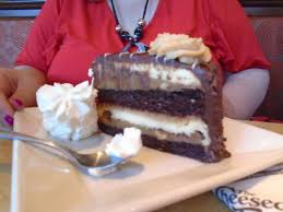 The Cheesecake Factory Reese s chessecake