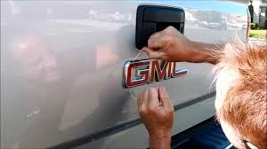 Truck Emblem Removal: Removing The GMC Badge - YouTube Albion Lorry Truck Commercial Vehicle Pin Badges X 2 View Billet Badges Inc Fire Truck Clipart Badge Pencil And In Color Fire 1950s Bedford Grille Stock Photo Royalty Free Image 1pc Free Shipping Longhorn Ranger 300mm Graphic Vinyl Sticker For Brand New Mercedes Grill Star 12 Inch Junk Mail Food Logo Vector Illustration Vintage Style And Food Logos Blems Mssa Genuine Lr Black Land Rover Badge House Of Urban By Automotive Hooniverse Asks Whats Your Favorite How To Debadge Drivgline Northeast Ohio Company Custom Emblem Shop