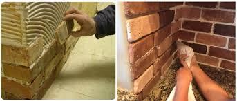 thin brick brick tiles brick wall installation and product