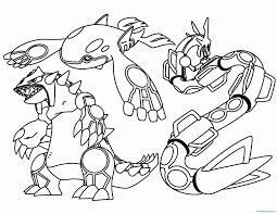 Legendary Pokemon Coloring Pages Luxury Printable To Color Valid Mainstream All