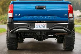 ARB | 2016-Present Toyota Tacoma Rear Bumper - Summit Tacoma Bumper Shop Toyota Honeybadger Front Warn 2016 Ascent Full Width Black Winch Hd Diy Move Genuine Chrome Hilux Pickup Mk4 Ln165 2015 Vengeance Fab Fours Vpr 4x4 Pd102 Rally Truck Serie 70 Seris 2007 2018 1571 Homemade And Rear Bumperstoyota Youtube Amera Guard End Caps Outdoorsman Bumpers