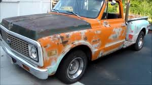 100 Pick Up Truck For Sale By Owner 1972 Chevy C10 One Barn Find Vtwinstov8scom YouTube