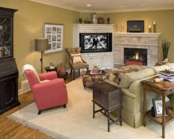 Corner Tv Living Room Ideas & s