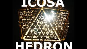 Laser Cut Lamp Kit by Laser Cut Icosahedron Lamp Youtube