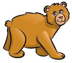 400x349 Angry Mama Bear Clipart