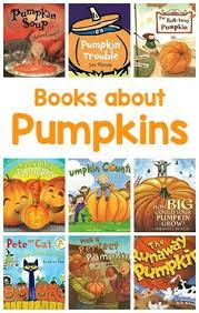 Printable Pumpkin Books For Preschoolers by Printable List Of Kindergarten Month By Month Read Alouds