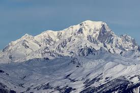 mont blanc wikipédia