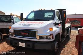 2006 GMC C4500 Flatbed Truck | Item ED9681 | SOLD! November ...