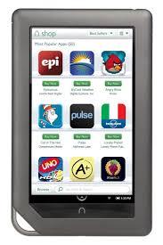 Amazon.com: Barnes & Noble Nook Tablet 8GB Touchscreen 7
