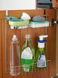 How To Organize The Scary Cabinet Under Sink