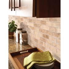kitchen backsplash temporary backsplash home depot peel and