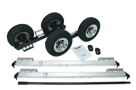 100 Tow Truck Dollies Paint Dollyalum 480 Whls Aluminum Wheels Dump Plating
