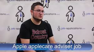 Apple Interview AppleCare Adviser