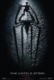 The Amazing Spider Man Poster Hi Res A High Resolution Version Of Teaser For Marc Webbs Starring Andrew Garfield