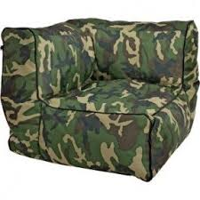 Big Joe Camo Bean Bag Chair