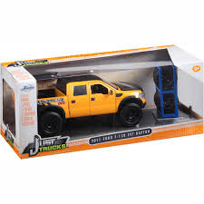 2011 Ford F-150 Raptor Truck Jada 1:24 Scale Collector Trucks Die ... Ford F150 Raptor Race Truck 2017 Pictures Information Specs Reveals Its 2 Litre Turbo Diesel Ranger For Australia Traxxas Rtr Slash 110 2wd Tra580941 Hobby Raptor The Ultimate Pickup Youtube Off Road Led Hid Halogen Lights Light Bars Kc Hilites Is Happening But Not In The Us Yet Roadshow New 2018 Staten Island C37534 Dana Nitto Drivgline Gas Galpin Auto Sports Icon Svt Supercrew 2011 Procharger Systems And Tuner Kits Now Available Vs Toyota Tundra Trd Pro Carstory Blog
