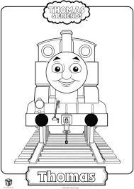 Click To See Printable Version Of Thomas The Train Coloring Page