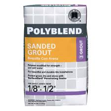 Polyblend Ceramic Tile Caulk Sanded by Simplegrout Pre Mixed Grout Tile Grout U0026 Mortar Ace Hardware