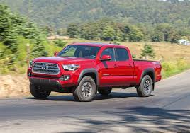 100 Toyota Pickup Truck Models Scott Sturgis Drivers Seat The 2018 Tacoma Is A Treat For