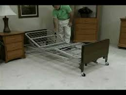 Hospital Bed Assembly