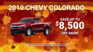 100 Truck Accessories Jacksonville Fl 2019 Chevrolet Colorado FL New Chevrolet Colorado FL