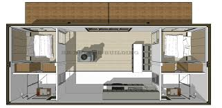 100 Shipping Container House Floor Plans Hot Item Two Bedrooms Nice Design Good Quality Modular