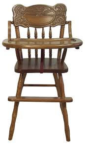 Up To 33% Off Sunburst High Chair In Oak - Amish Outlet Store Baby Fniture Wood High Chair Amish Sunrise Back Hastac 2011 Sheaf High Chair And Youth Hills Fine Handmade Bow Oak Creek Westlake Highchair Direct Vintage Wooden Jenny Lind Antique Barn Childs Chairs Youtube Modesto Slide Tray Pressback Mattress Store Up To 33 Off Sunburst In Outlet Ethan Allen Hitchcock Baywood With From Dutchcrafters Mission Solid