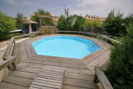 prix piscine semi enterrée une alternative tendance monequerre fr
