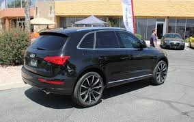 Audi Q5 named one of the top Luxury SUVs by Kelley Blue Book — Car