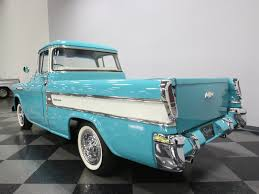 1957 Chevrolet Cameo | Streetside Classics - The Nation's Trusted ... 1956 Chevrolet Cameo For Sale Classiccarscom Cc794320 1955 Chevy Truck Rear 55 59 1958 Pickup Start Run External Youtube Cameo Gmc Trucks Antique Automobile Club Of 1957 Chevy Truck Hot Rod Network F136 Monterey 2012 Pick Up Truckweaver Al Mad Flickr Rm Sothebys The Wiseman God Ertl 118 3100 White 7340 New American Street Feature Tom Millikens 56 Is Done Right