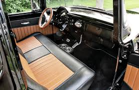100 Custom Truck Interior Ideas 1956 Ford F100 Just Perfect Hot Rod Network