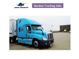 100 Gordon Trucking Jobs Trucking Jobs By Jamessonjohn9 Issuu