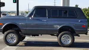 100 Blazer Truck 1972 K5 Meridian Idaho 1972 Chevrolet K5