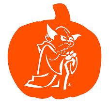 Yoda Pumpkin Stencil by Pumpkin Pile Hundreds Of Free Pumpkin Carving Patterns