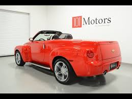 2005 Chevrolet SSR LS For Sale In Tempe, AZ | Stock #: 10094
