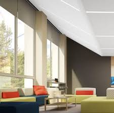 Tectum Concealed Corridor Ceiling Panels by Linear Lighting Integration Armstrong Ceiling Solutions U2013 Commercial