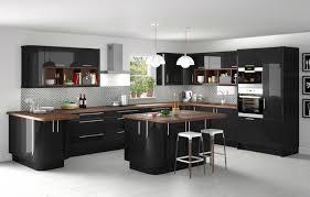 idee plan cuisine cuisine bois ilot central plan travail en bois ideeco